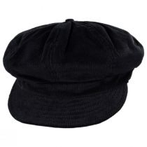 Montreal Cotton Unstructured Baker Boy Cap alternate view 2