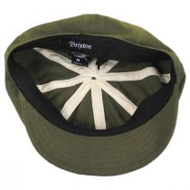 Montreal Cotton Unstructured Baker Boy Cap in
