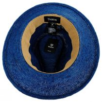 Messer Crochet Raffia Straw Fedora Hat alternate view 12