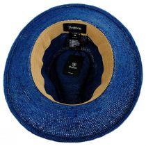 Messer Crochet Raffia Straw Fedora Hat alternate view 20