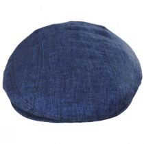Chambray Linen Ivy Cap in