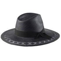 Avia Panama Straw Fedora Hat alternate view 2
