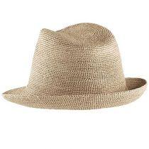 Abaka Fedora Hat in