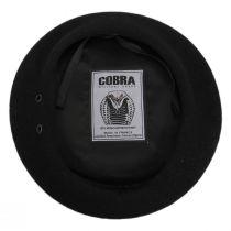 Cobra Wool Military Beret in