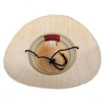 Barcelona Laminated Toyo Western Hat in