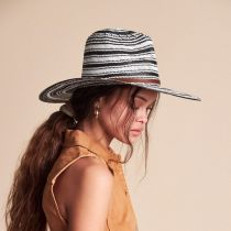 Farewell Toyo Straw Fedora Hat alternate view 6