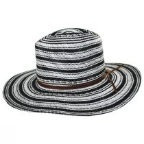 Farewell Toyo Straw Fedora Hat in