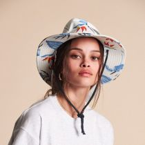 Louise Neck Flap Cotton Aussie Hat alternate view 5
