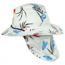 Louise Neck Flap Cotton Aussie Hat alternate view 9