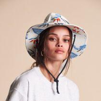 Louise Neck Flap Cotton Aussie Hat alternate view 23