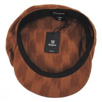 Unstructured Cotton and Linen Fiddler Cap in