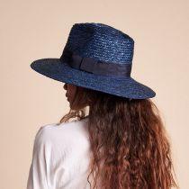 Joanna Straw Fedora Hat alternate view 17
