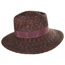 Joanna Straw Fedora Hat alternate view 10