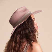 Ella Wool Felt Fedora Hat alternate view 18