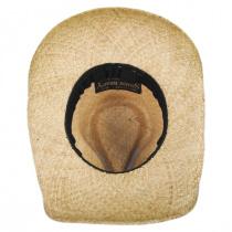 Cosmo Raffia Straw Western Hat alternate view 8