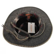 Alder Weathered Cotton Tiller Hat in