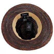 Messer Rush Straw Fedora Hat alternate view 12