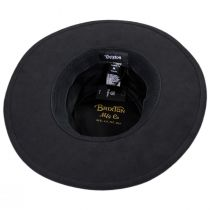 Thorpe II Cotton Fedora Hat in