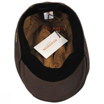 Moher Oily Timber Leather Ivy Cap in