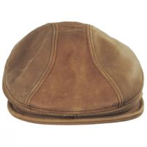Vintage 1900 Leather Ivy Cap in