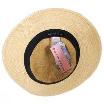 Gossamer Toyo Straw Blend Cloche Hat alternate view 16