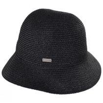Gossamer Toyo Straw Blend Cloche Hat alternate view 3