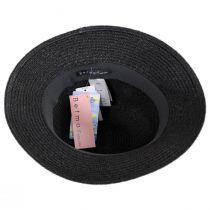 Gossamer Toyo Straw Blend Cloche Hat alternate view 4