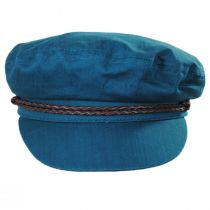 Ashland Herringbone Cotton Fiddler Cap alternate view 43