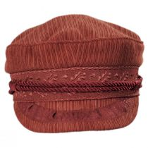 Albany Corduroy Fisherman's Cap alternate view 7