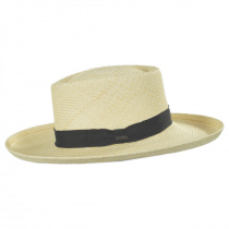 Panama Straw Gambler Hat alternate view 11