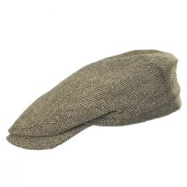 Herringbone Silk Ivy Cap alternate view 11