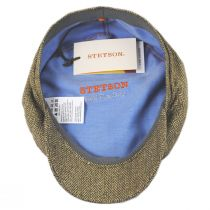 Herringbone Silk Ivy Cap alternate view 12