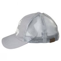 High Ponytail Rose All Day Mesh Adjustable Baseball Cap alternate view 8