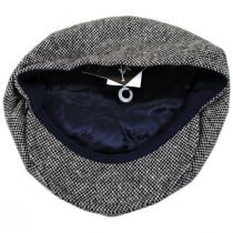 Galvin Wool Tweed Newsboy Cap alternate view 20
