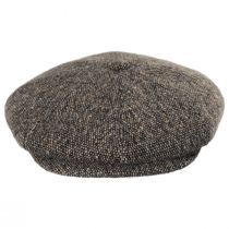 Galvin Wool Tweed Newsboy Cap alternate view 22