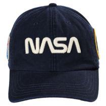 Hoover NASA Snapback Baseball Cap alternate view 2