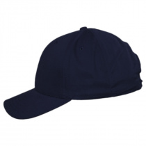 US Made 6-Panel Snapback Baseball Cap alternate view 7