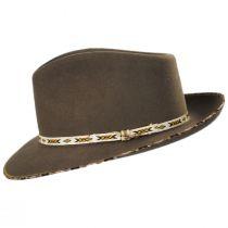 Vanguard Wool and Fur Blend Fedora Hat in