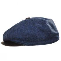 Ledge Wool Newsboy Cap in