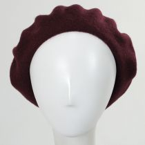 Fashion Wool Beret alternate view 2