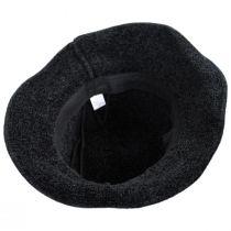 Twist Bow Chenille Cloche Hat alternate view 4