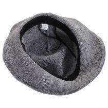 Twist Bow Chenille Cloche Hat alternate view 9