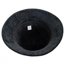 Large Brim Chenille Cloche Hat alternate view 4