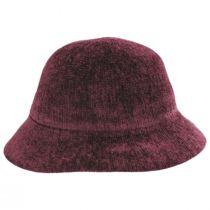 Large Brim Chenille Cloche Hat alternate view 7