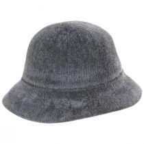 Large Brim Chenille Cloche Hat alternate view 12