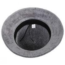 Large Brim Chenille Cloche Hat alternate view 13