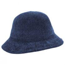 Large Brim Chenille Cloche Hat alternate view 17