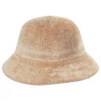 Large Brim Chenille Cloche Hat alternate view 24