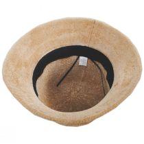 Large Brim Chenille Cloche Hat alternate view 25