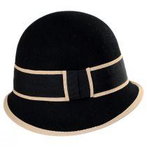 Manners Wool Felt Cloche Hat alternate view 3